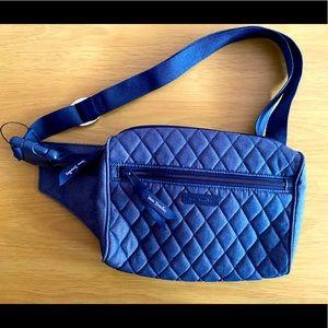Vera Bradley Belt Bag Midnight Navy